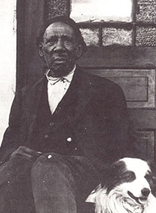 George Washington, leading African-American pioneer in Washington