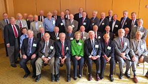 The WSBA's 50-year-members Class of 2015