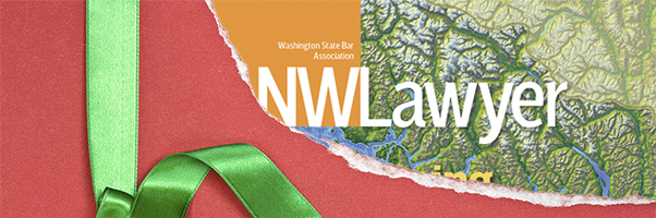 Cover of the NWLawyer Dec/Jan 2016