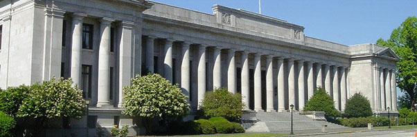 Washington Supreme Court Temple of Justice