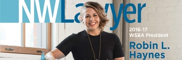 Oct NWLawyer cover with Robin Hayes